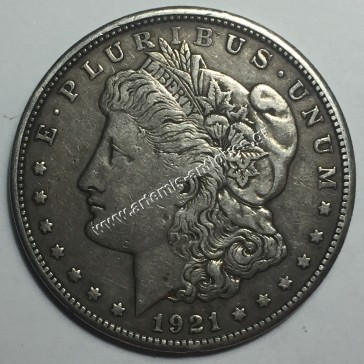 1 Δολάριο 1921 S Μόργκαν