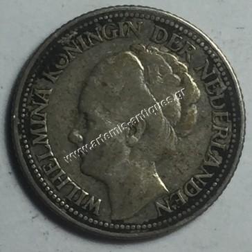 25 Cents 1926 Netherlands