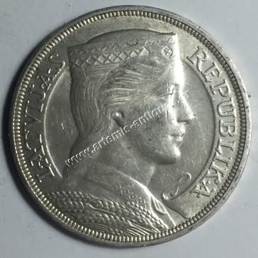 5 Lati 1931 Latvia