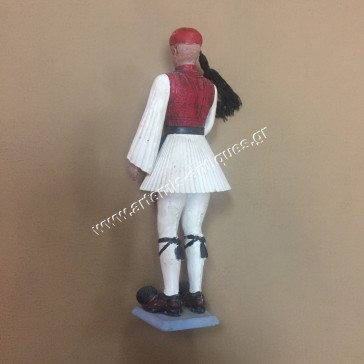 Toy Soldier ΑΘΗΝΑ ( ATHINA )  Evzone Tall Version