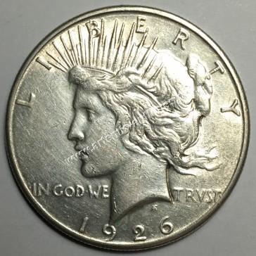 """1 Δολάριο 1926 S """"Δολάριο Ειρήνης"""""""