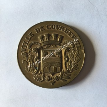 Ville de Courbevoie Μετάλλιο