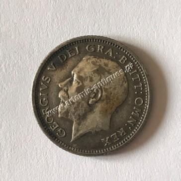 6 Pence 1925 Ηνωμένο Βασίλειο