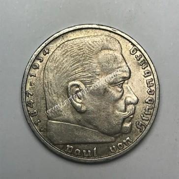 5 Μάρκα 1935 G Γερμανία